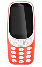 NOKIA 3310 Dual SIM Czerwona