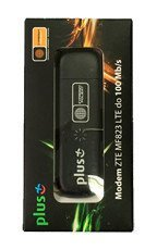 ZTE MF823 Czarny Modem USB LTE