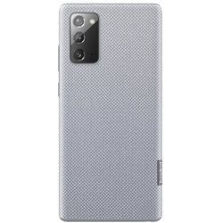 Etui Samsung Kvadrat Cover Szare do Galaxy Note 20 (EF-XN980FJEGEU)