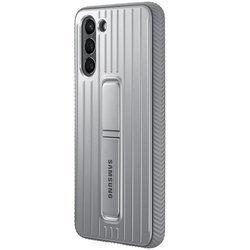 Etui Samsung Protective Standing Cover Srebrny do Galaxy S21 (EF-RG991CJEGWW)