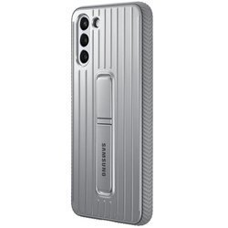Etui Samsung Protective Standing Cover Srebrny do Galaxy S21+ (EF-RG996CJEGWW)