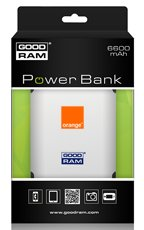 GOODRAM Power Bank 6600 mAh (PB66GR1WR1)