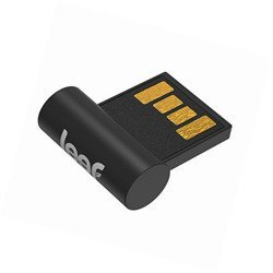 LEEF FLASH USB 2.0 SURGE 16GB CZARNY