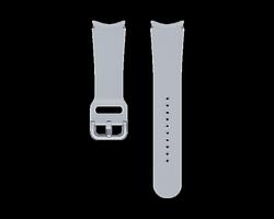 Pasek Samsung Sport 20mm M/L Srebrny (ET-SFR87LSEGEU)