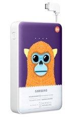 PowerBank Samsung 11300mAh Fioletowy EB-PN915BVEGWW