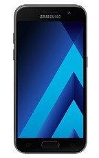 Samsung Galaxy A3 (2017) Czarny (Black Sky) SM-A320F