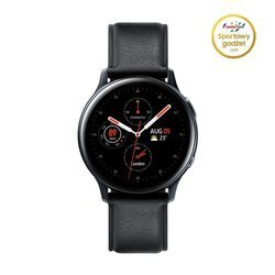 Samsung Galaxy Watch Active 2 Stal Czarny 40mm | SM-R830NSKAXEO