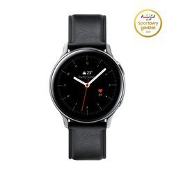 Samsung Galaxy Watch Active 2 Stal Srebrny LTE 40mm | SM-R835FSSAXEO