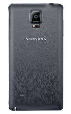 Samsung Tylna osłona Czarna do Galaxy Note 4 EF-ON910SCEGWW