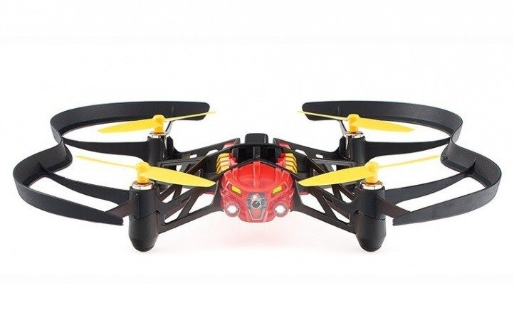 Dron Parrot Airborne Night Blaze Czerwony