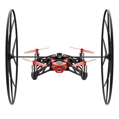 Dron Parrot Rolling Spider Czerwony