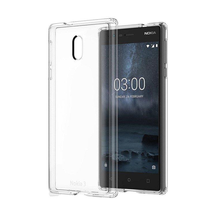 Etui Nokia Hybrid Crystal Case CC-705 do Nokia 3