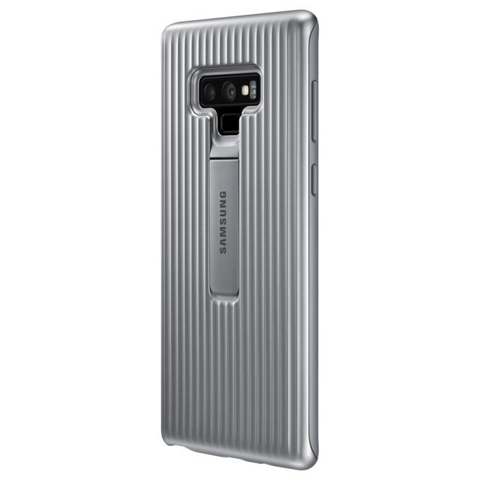 Etui Protective Standing Cover do Galaxy Note 9 Szare (EF-RN960CSEGWW)