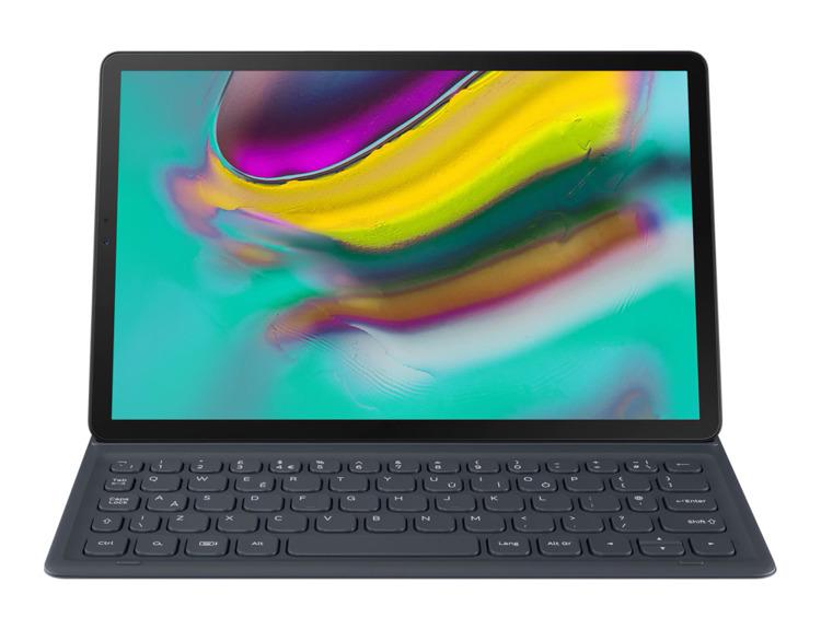 Etui Samsung Book Cover Keyboard do Galaxy Tab S5e (EJ-FT720UBEGWW)