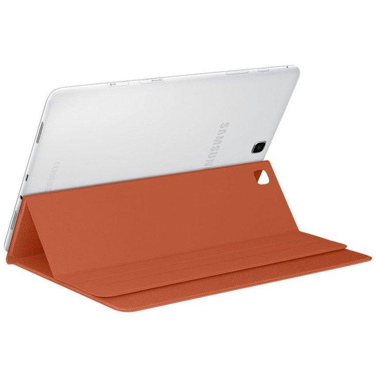 Etui Samsung Book Cover Pomarańczowe do Galaxy Tab A 9,7' (EF-BT550BOEGWW)