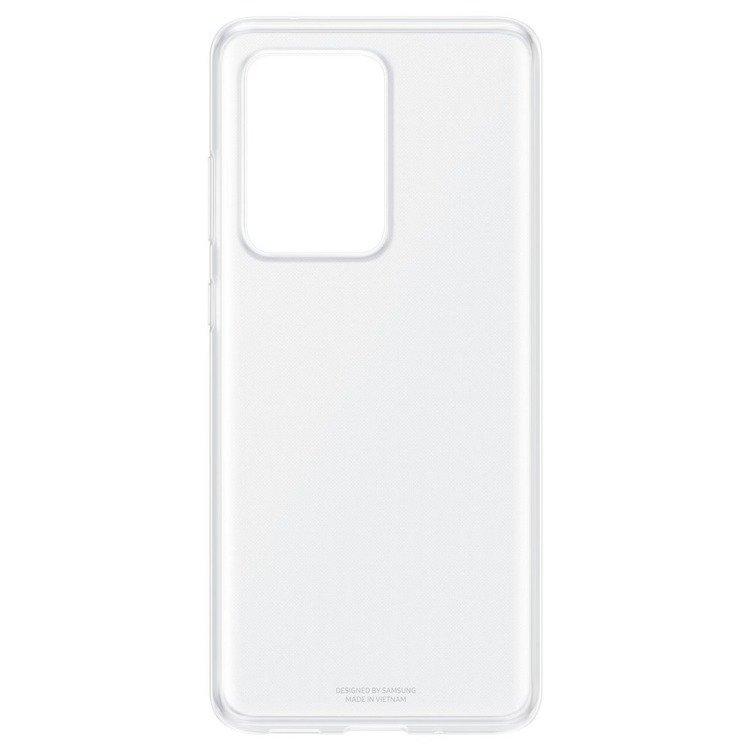 Etui Samsung CLEAR Cover Transparent do Galaxy S20 Ultra (EF-QG988TTEGEU)