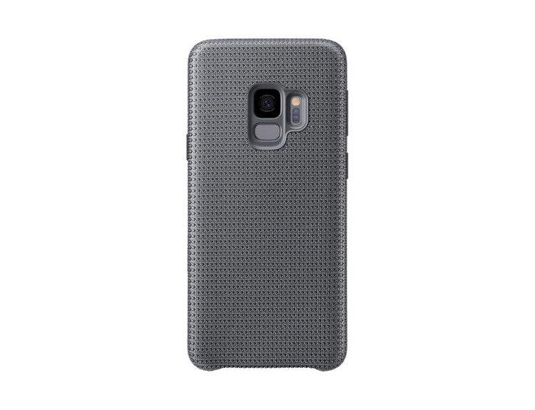 Etui Samsung Hyperknit Cover do Galaxy S9 Szare
