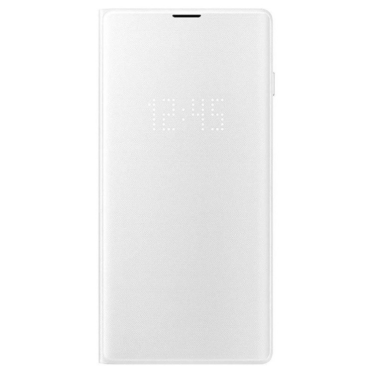 Etui Samsung LED View Cover Biały do Galaxy S10 (EF-NG973PWEGWW)