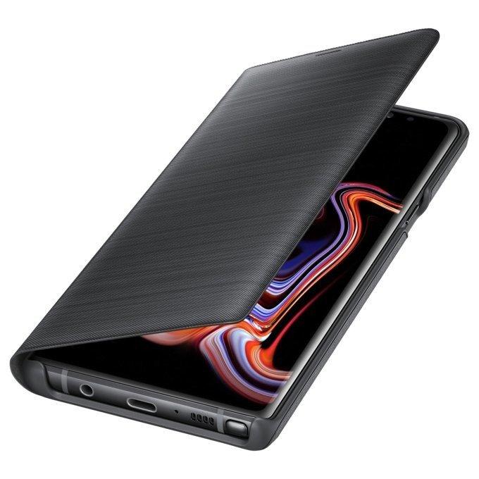 Etui Samsung LED View Cover do Galaxy Note 9 Czarne (EF-NN960PBEGWW)