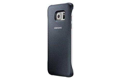 Etui Samsung Protective Cover Czarne do Galaxy S6 edge (EF-YG925BBEGWW)
