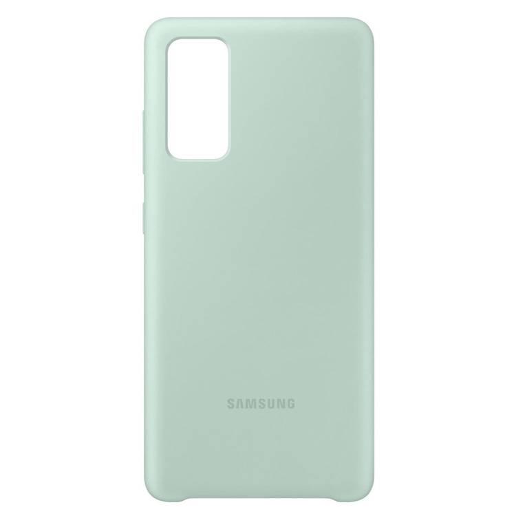Etui Samsung Silicone Cover Miętowy do Galaxy S20 FE / S20 FE 5G (EF-PG780TMEGEU)