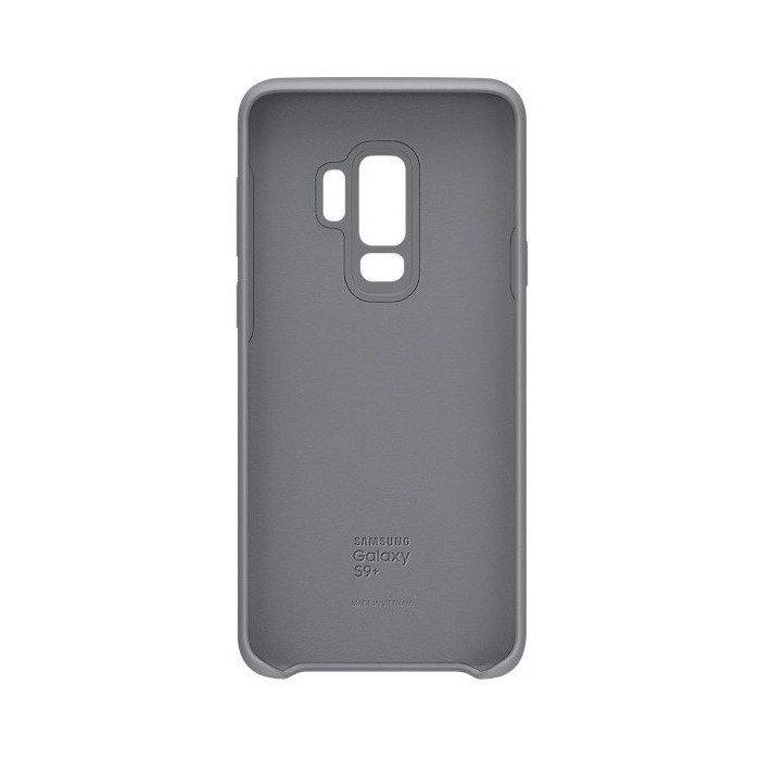 Etui Samsung Silicone Cover do Galaxy S9+ Szare EF-PG965TJEGWW