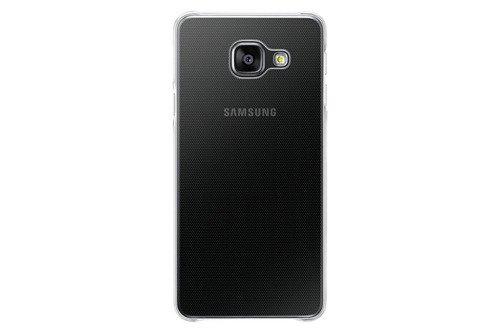 Etui Samsung Slim Cover do Galaxy A5 (2016) (przezroczysty) EF-AA510CTEGWW