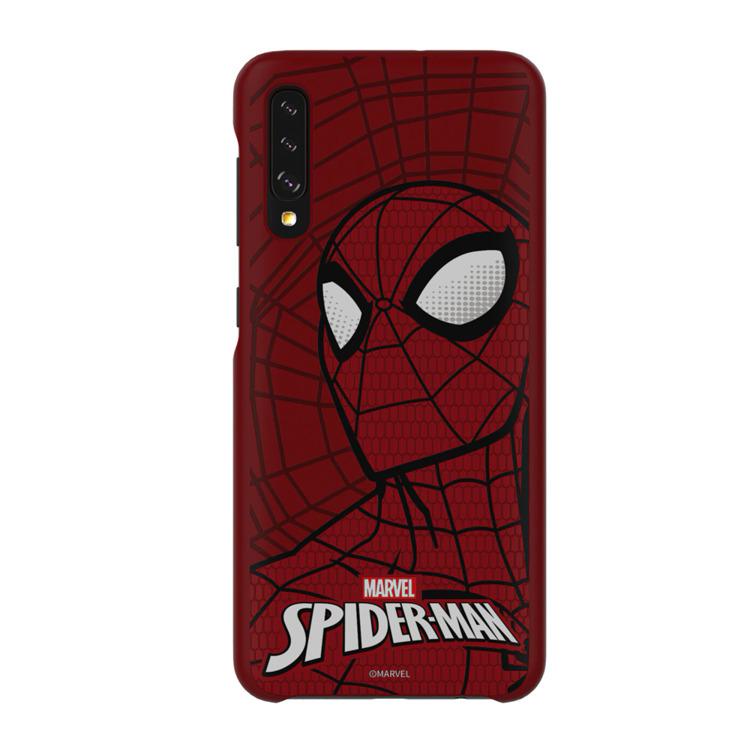 Etui Samsung Smart Cover Spiderman do Galaxy A50 (GP-FGA505HIBRW)
