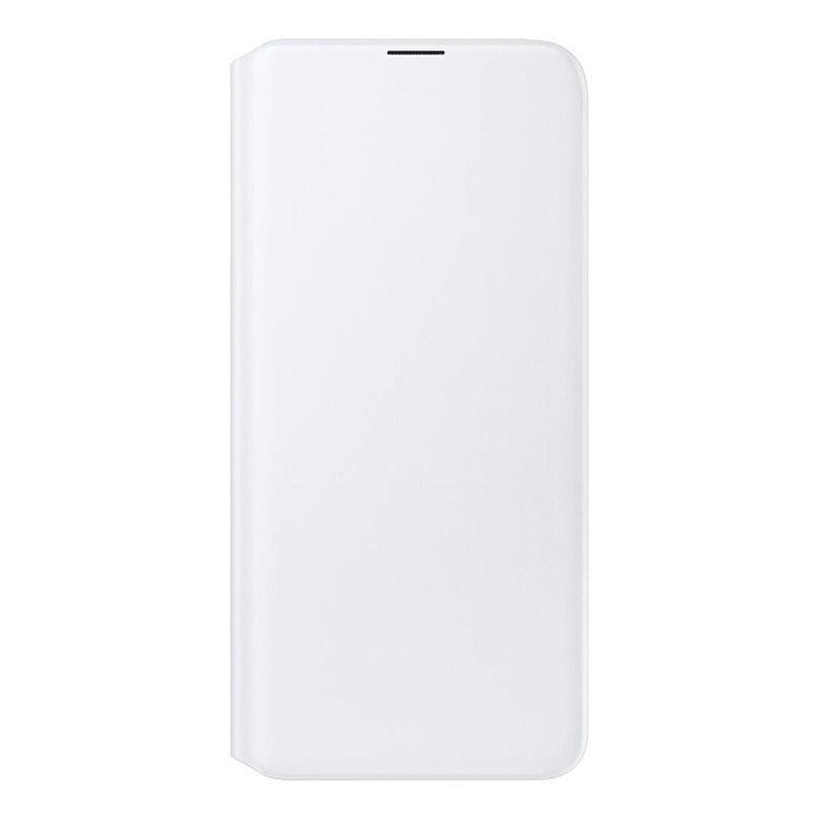 Etui Samsung Wallet Cover Białe do Galaxy A30s (EF-WA307PWEGWW)