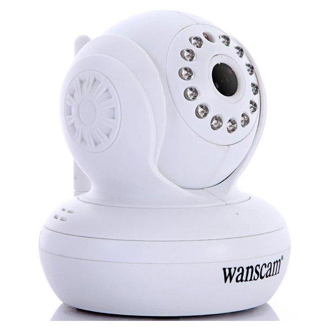 Kamera IP Obrotowa 360 Biała JW0004 (BD01) WiFi