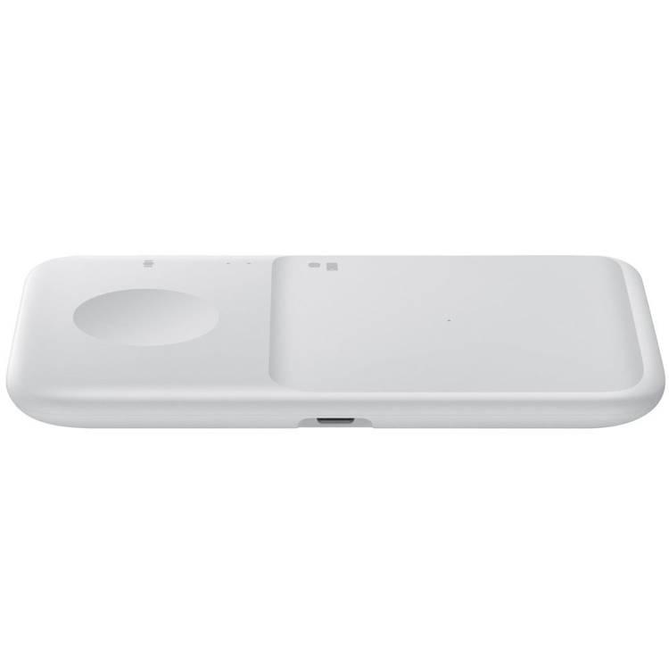 Ładowarka Samsung Wireless Charger Duo Biała (EP-P4300TWEGEU)