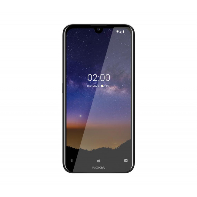 NOKIA 2.2 Dual SIM Czarna 2/16GB