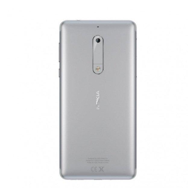NOKIA 5 Single SIM Srebrna 2/16GB LTE