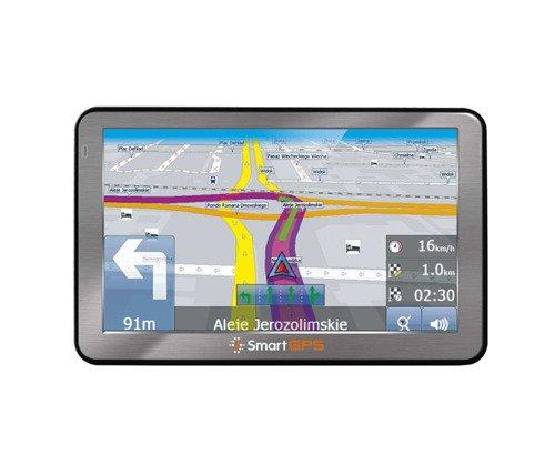 Nawigacja samochodowa SmartGPS SG742 TT EU LTM 5''