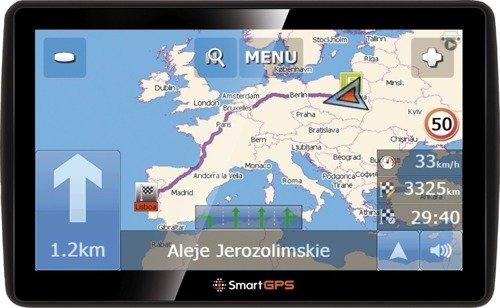 Nawigacja samochodowa SmartGPS SG775 OSM EU 7''