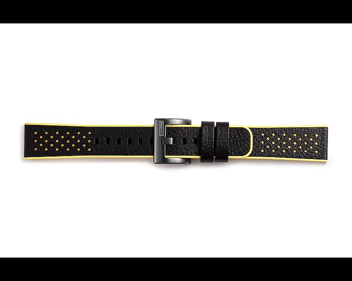 Pasek Samsung Hybrid Sport Strap Żółty do Gear Sport (GP-R600BREEAAD)