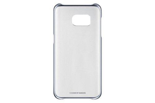 Samsung Etui Clear Cover Czarne do Galaxy S7 EF-QG930CBEGWW