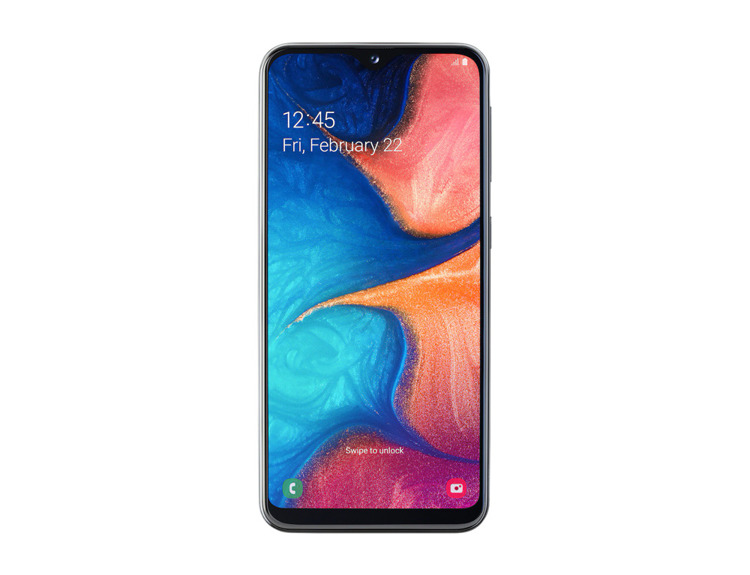 Samsung Galaxy A20e Dual SIM Czarny 3/32GB (SM-A202FZKDXEO)
