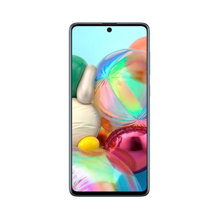 Samsung Galaxy A71 Niebieski Dual SIM 6/128GB (SM-A715FZBUXEO)