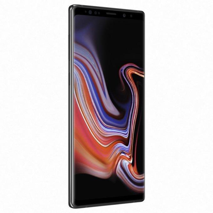 Samsung Galaxy Note 9 Dual SIM 8/512GB Midnight Black SM-N960FZKHXEO