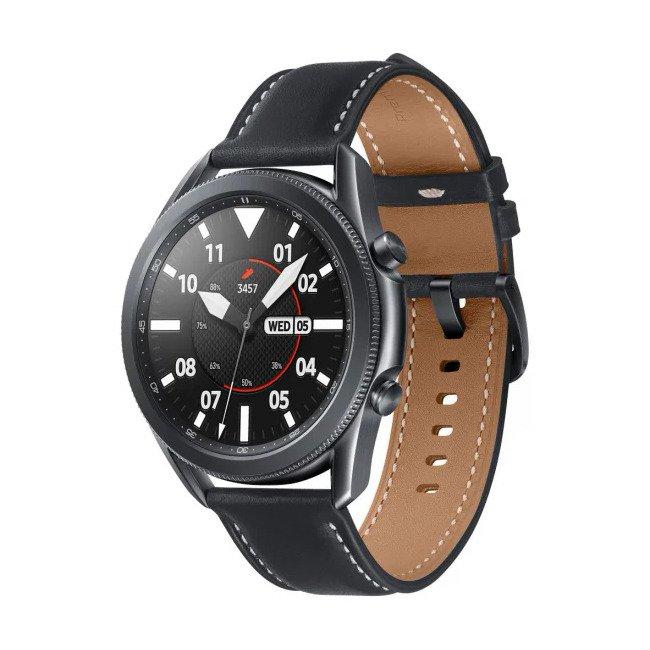 Samsung Galaxy Watch 3 Czarny 45mm (SM-R840NZKAEUE) /OUTLET