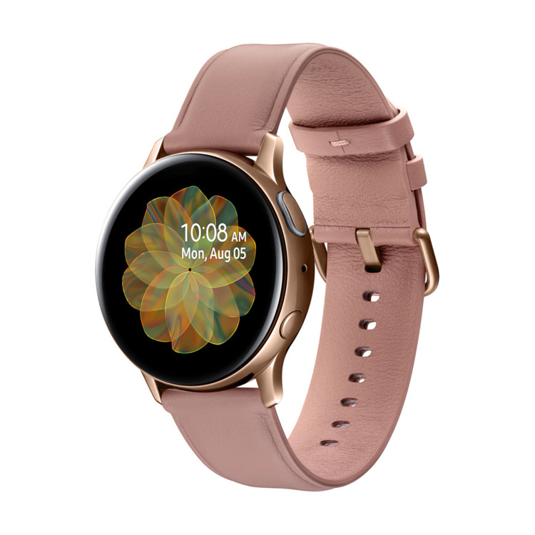 Samsung Galaxy Watch Active 2 Stal Różowe złoto 40mm | SM-R830NSDAXEO