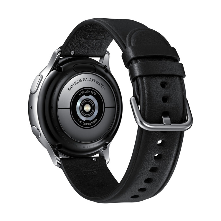 Samsung Galaxy Watch Active 2 Stal Srebrny 40mm | SM-R830NSSAXEO