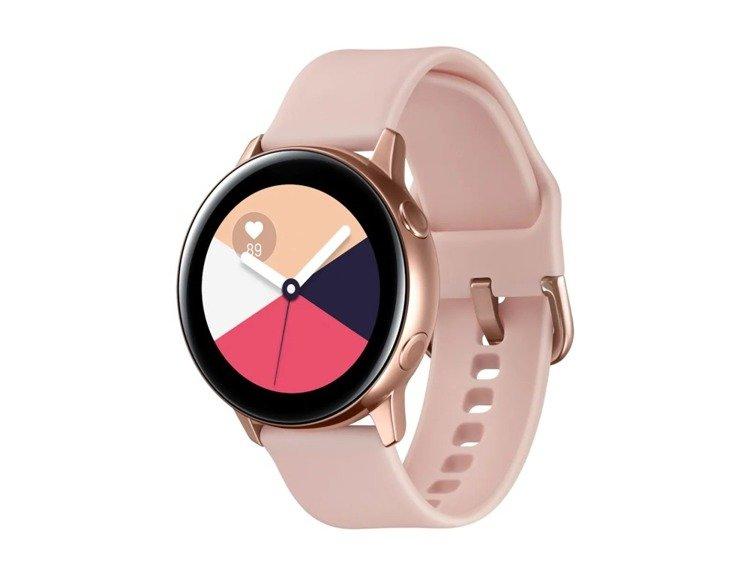 Samsung Galaxy Watch Active Złoty | SM-R500NZDAXEO