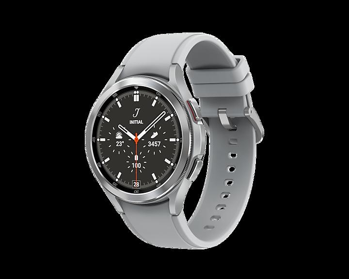 Samsung Galaxy Watch4 Classic Srebrny 46mm LTE (SM-R895FZSAEUE)