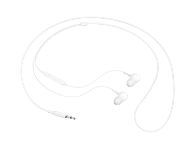Samsung Słuchawki Stereo Białe IN-Ear EO-IG935BWEGWW