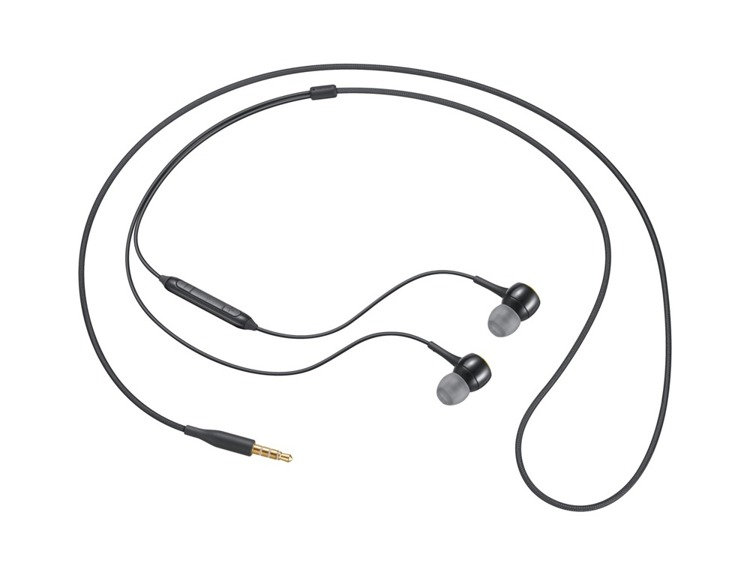 Samsung Słuchawki Stereo Czarne IN-Ear EO-IG935BBEGWW