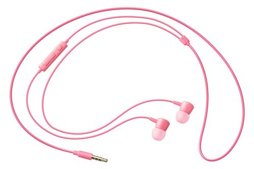 Samsung Słuchawki Stereo Różowe 3,5mm EO-HS1303