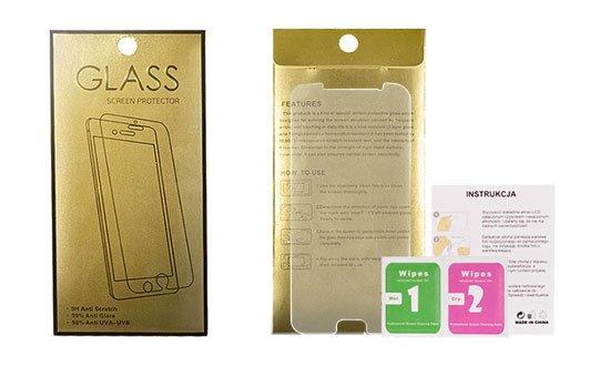Szkło Hartowane Glass Gold do Nokia 8 Sirocco